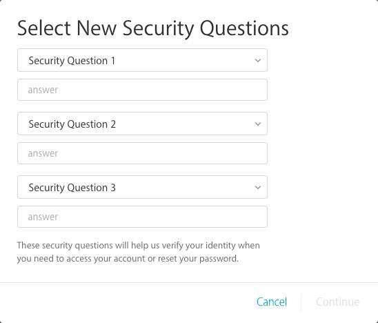 Як відключити двофакторну аутентифікацію в Apple ID