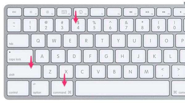 Як зробити прінтскрін на Маке – MacBook, iMac