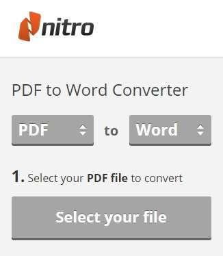 Як розпізнати текст з PDF в Word
