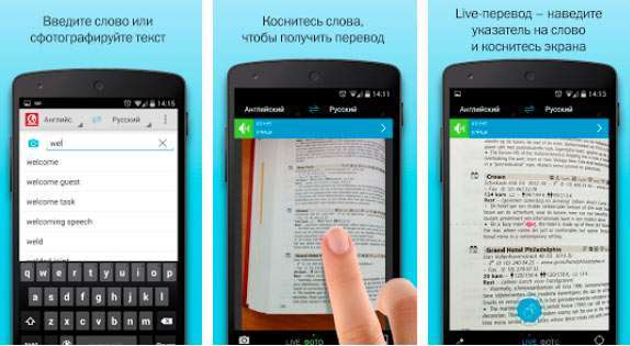 Онлайн перекладач з фото – кращі сервіси і додатки