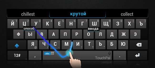 TouchPal – що це за програма для Android