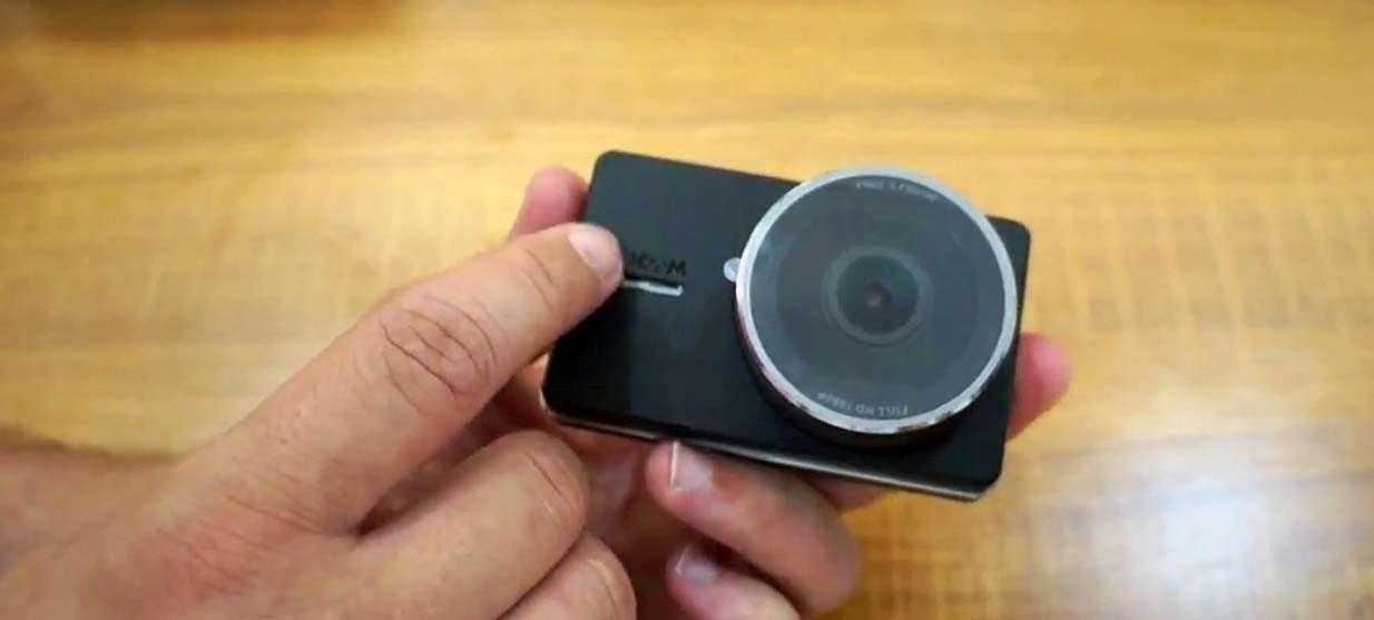 Компанія SJCAM випустила свій перший відеореєстратор SJ DASH