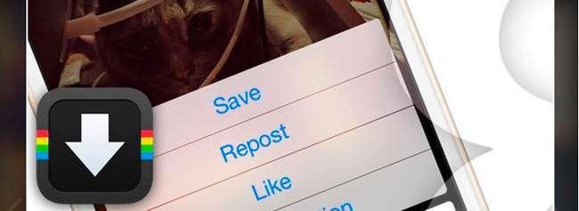 Як з Instagram завантажити відео на телефон, смартфон, планшет