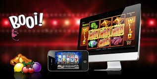 Игровые автоматы в казино Буй (Booi casino)